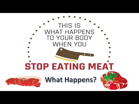 What Happens When You Quit Eating Meat?