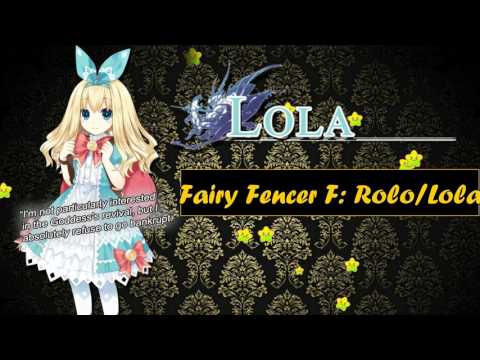 Fairy Fencer F Advent Dark Force OST-Rolo (Lola)