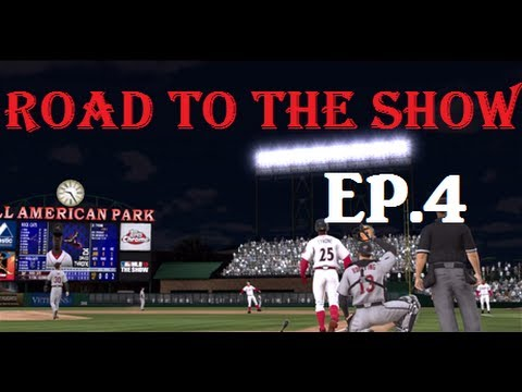 MLB 13 The Show   Road to the Show Ep. 4: Traded and Called Up!