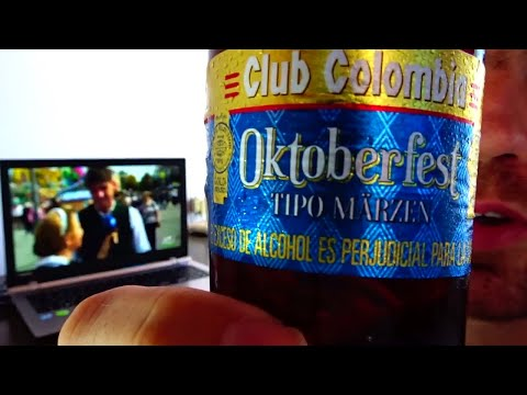 Oktoberfest Beer Review - Tipo Märzen Club Colombia