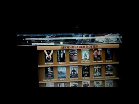 how to watch movies on your ps3 internet browser