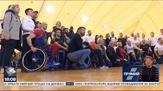 У столиці розпочався другий тренувальний табір збірної Ігор Нескорених