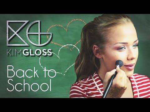 Das perfekte Schul-Makeup I Kim Gloss - PlayItHub Largest