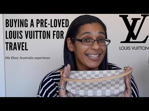 Pre-loved pochette accessoires Louis Vuitton | story time and unboxing