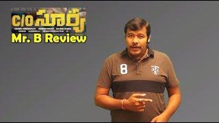 C/o Surya Review | Sundeep Kishan Care Of Surya Movie Rating | Mehreen | Mr. B