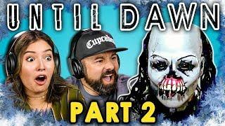 UNTIL DAWN is Back! - Part 2 (React: Let