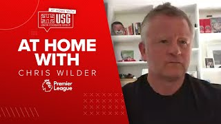 At Home with Chris Wilder | Interview on COVID 19, Premier League return and life in lockdown.