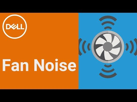How to Fix Computer Fan Noise (Official Dell Tech Support)