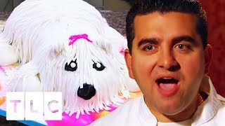 Cake Boss | THE BEST Animal Themed Cakes