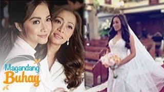 Magandang Buhay: Maja's mother's wedding