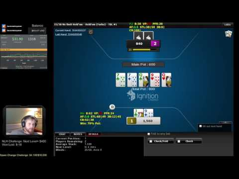 The Spare Change Bankroll Building Challenge #133