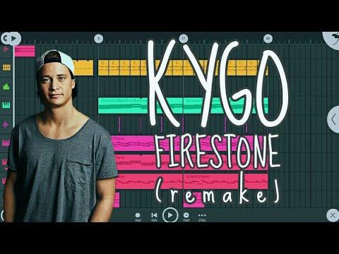 KYGO - FIRESTONE (FL STUDIO MOBILE REMAKE!!!) [drop only] || FREE FLM!!!