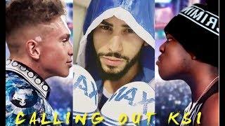 Calling Out The WINNER Of KSI vs. JOE WELLER!!!!