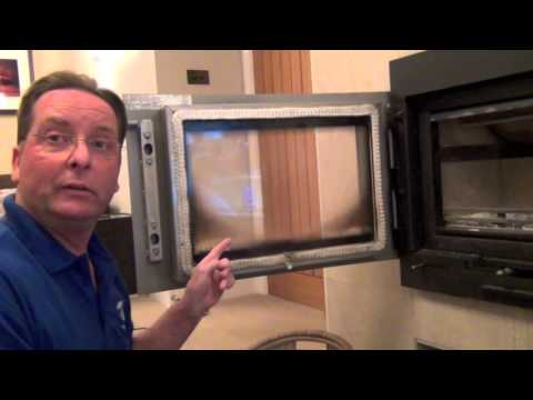 How To Clean Woodburner Glass From Byretech