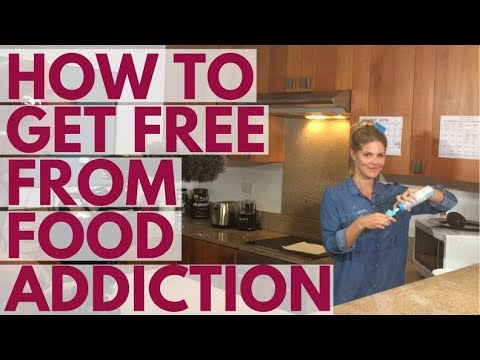 My Addiction. Thoughts While Eating - EFT Tapping