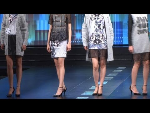 Fashion victim: Chinese designers face struggle