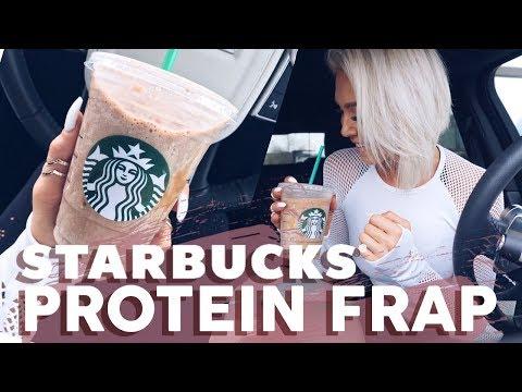 Starbucks PROTEIN Frappuccino
