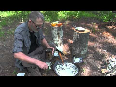Five Different Ways To Make Bread Over A Campfire