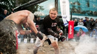 Download SHAMAN vs Airborne Forces, Fight MMA !!! Video