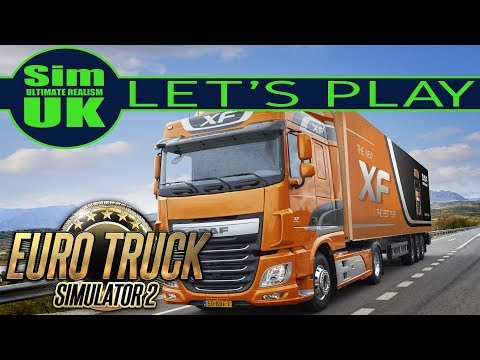 ETS 2 Career is Coming to Sim UK - Here is a Private Twitch Stream Test