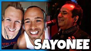 Junoon Feat Rahat Fateh Ali Khan & Ali Noor, Sayonee Coke Studio Season 10 Episode 2 Reaction by RnJ
