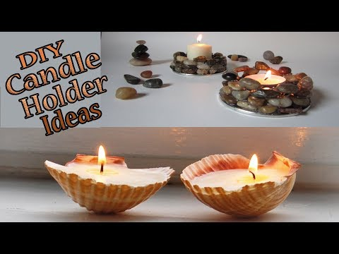 DIY Candle Holder Ideas | how to make candle holder at Home #candledecoration #roomdecor #diy