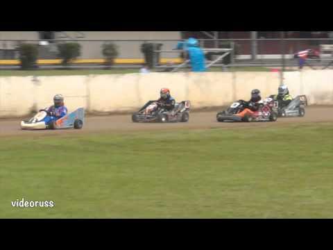 Go-Kart Gosford Speedway 28-12-14