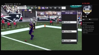 Madden 17|solo Challenges, Head 2 Head