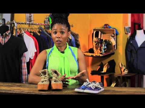 How to Convert a Woman's Shoe Size to a Kid's Shoe Size in the United States : Tips for Fashion