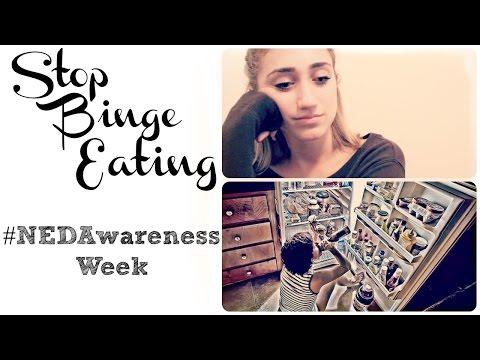 Tips to Help Binge Eating in Recovery (NEDAwareness Week)