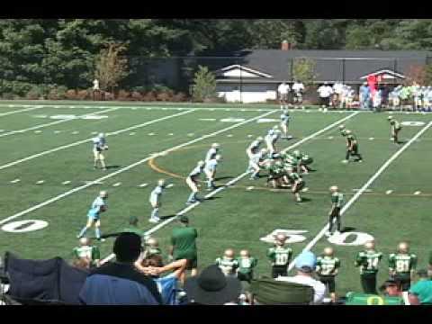Youth Football Portland Oregon