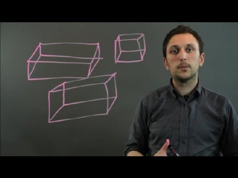 What Is Another Way to Draw a Rectangular Prism? : Geometry, Algebra & More