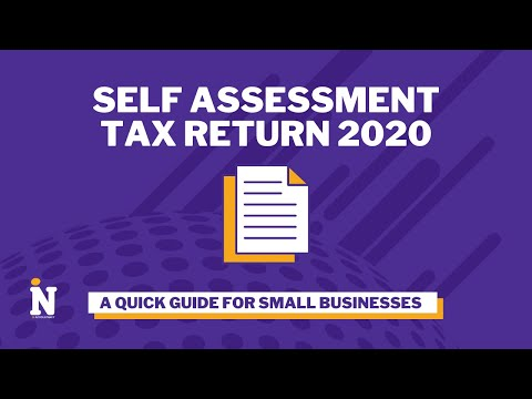 Self Assessment Tax Return (2018) - Submit yours in 5 Simple Steps