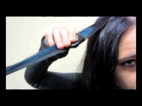 How to Add Chalk Hightlights with Splat Hair Chalk