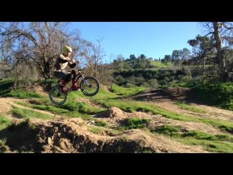Secret dirt jumps #2 Too much rain