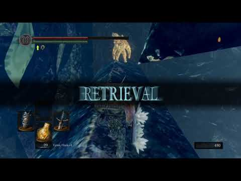 Dark Souls Remastered Gameplay [PS4 Pro]