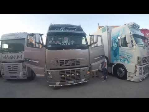 America Graffiti Truck tuning day Gina Dee
