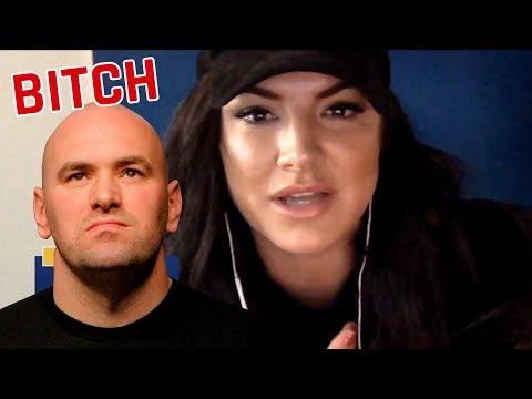 Gina Carano Gets Emotional talking about UFC : DANA CALLED HER A B*tch