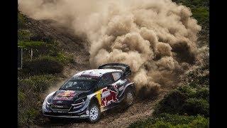 Rally Italia Sardegna 2018 Sebastien Ogier/Julien Ingrassia
