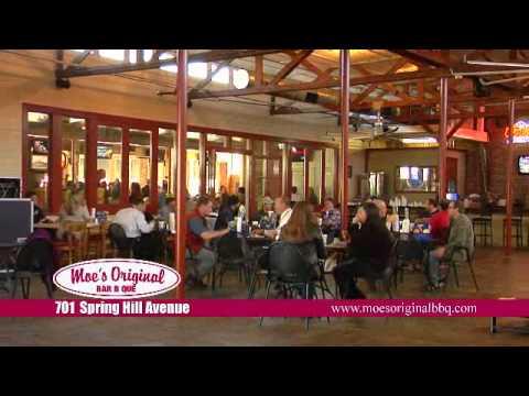 Moe's Original Bar B Que Mobile, AL commercial