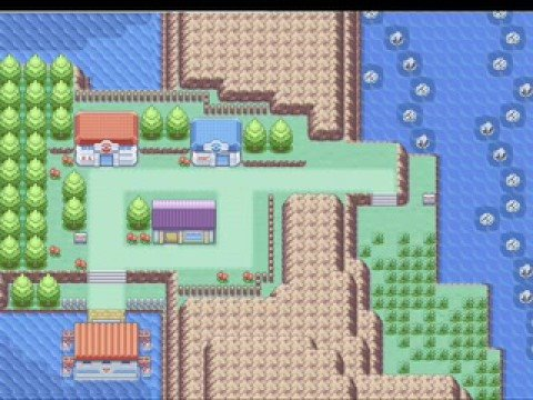 Pokemon FireRed/LeafGreen- Sevii Islands 6 & 7