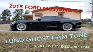 Ghost Cam Tune >> Lund Racing Ghost Cam Tune 2015 Ford Mustang Gt Videos Books