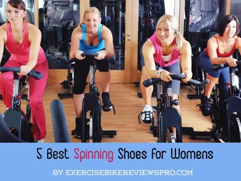 The Top 5 Best Womens Spinning Shoes - Exercise shoes for womens