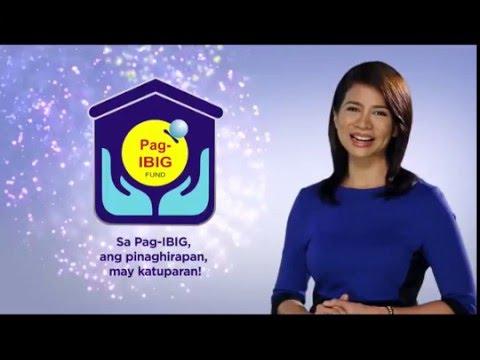 2016 Pag IBIG Loyalty Card ad 30s
