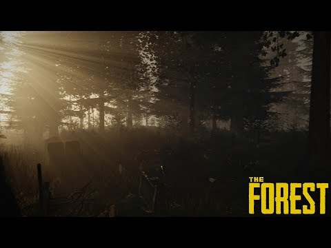 Chilling With Cannibals - The Forest Live Stream!
