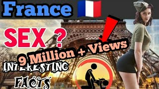 France ( कंडोम and pussy city ) || Interesting Facts In Hindi || Inspired you