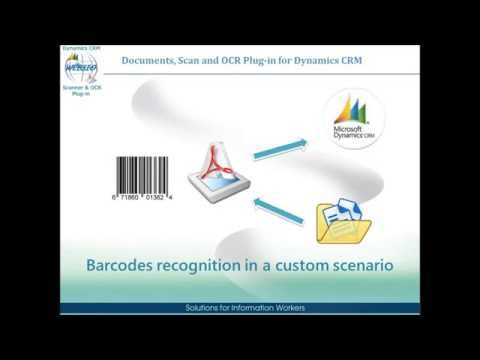 Documents, Scan and OCR Plug-in for CRM. Complicated scenario