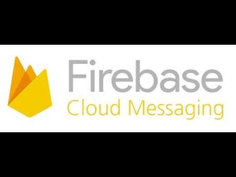 Firebase Cloud Messaging (FCM) using Android Studio Tutorial Part 7