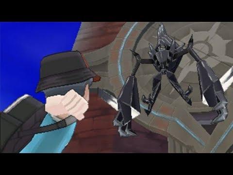 The Final Battle in Pokemon Ultra Sun and Ultra Moon