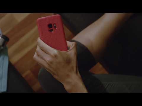 Galaxy S9 Hyperknit Cover